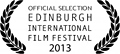 EIFF Official selection 2013